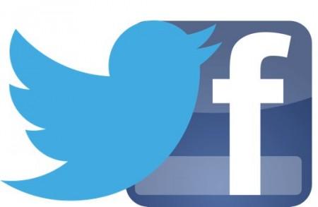 Twitter-Facebook